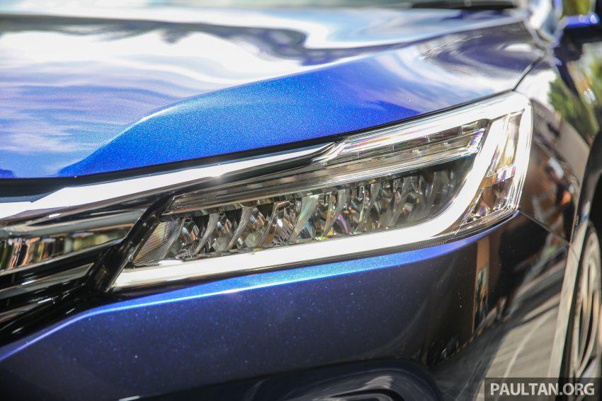 Back to Story: Honda Accord 2.4 VTi-L 2016 diprebiu di Malaysia