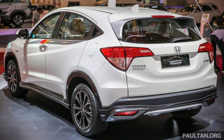 Honda Hr V 2018 >> GIIAS 2016: Honda HR-V Mugen with premium audio Paul Tan - Image 533759