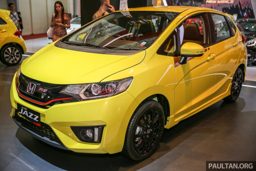 GIIAS 2016: Honda Jazz RS CVT Special Edition Image #533653