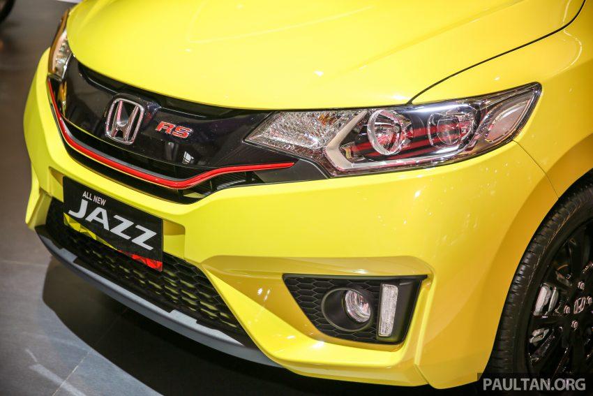 GIIAS 2016: Honda Jazz RS CVT Special Edition Image #533641