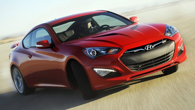 Hyundai Genesis Coupe To Be Discontinued Next Two Door To