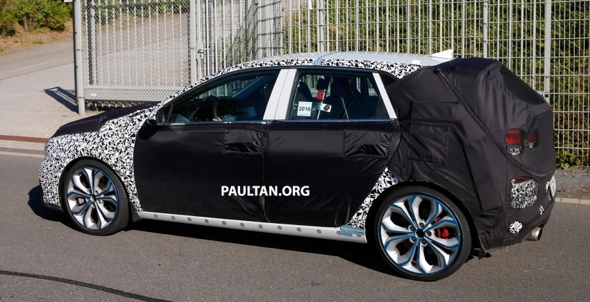SPYSHOT: Hyundai i30 N diuji – pamer muka agresif Image #537273