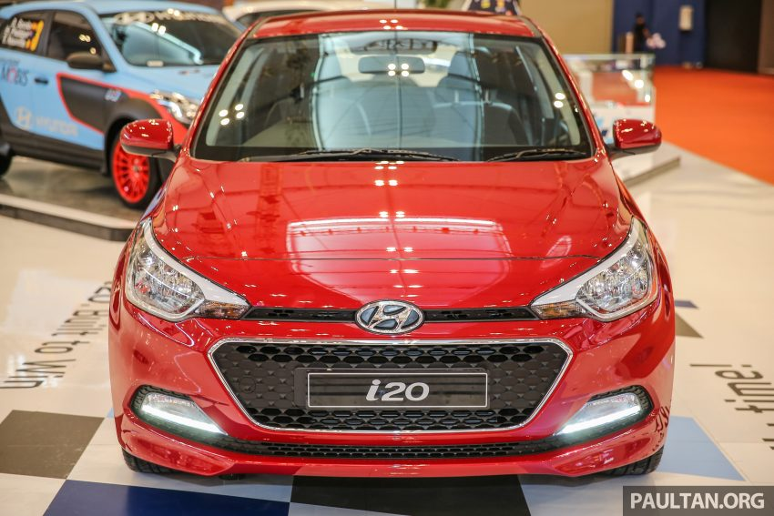 GIIAS 2016: Hyundai i20 hatch launched in Indonesia Image #534346