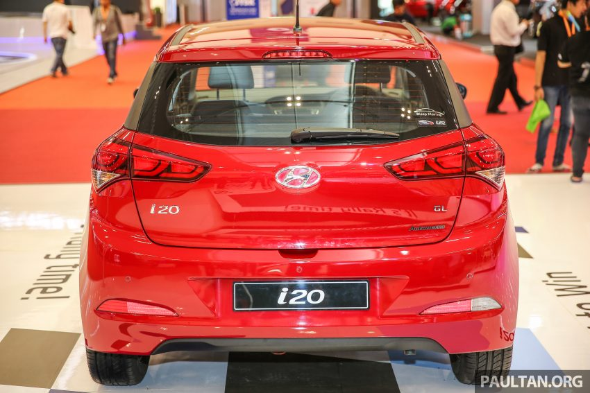 GIIAS 2016: Hyundai i20 hatch launched in Indonesia Image #534357