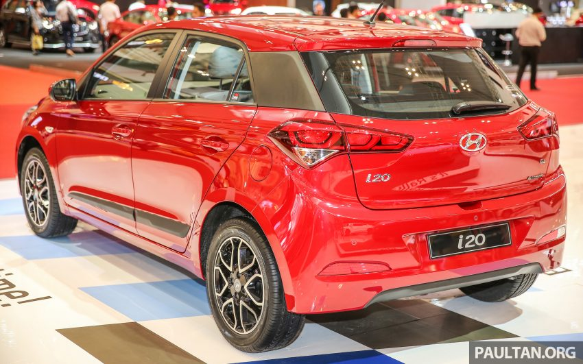 GIIAS 2016: Hyundai i20 hatch launched in Indonesia Image #534358