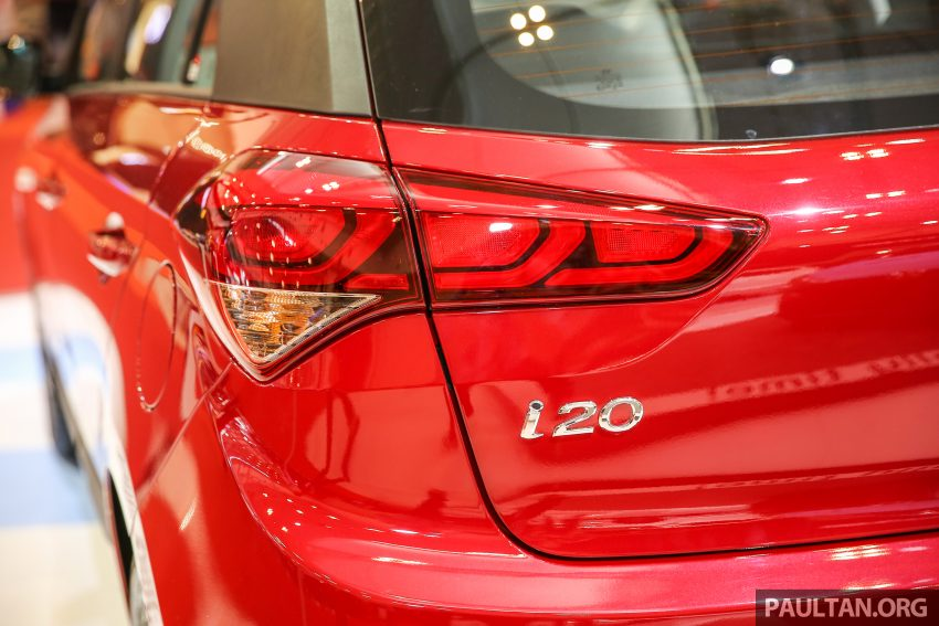 GIIAS 2016: Hyundai i20 hatch launched in Indonesia Image #534360