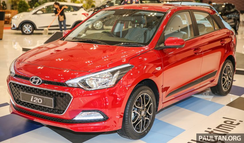 GIIAS 2016: Hyundai i20 hatch launched in Indonesia Image #534348