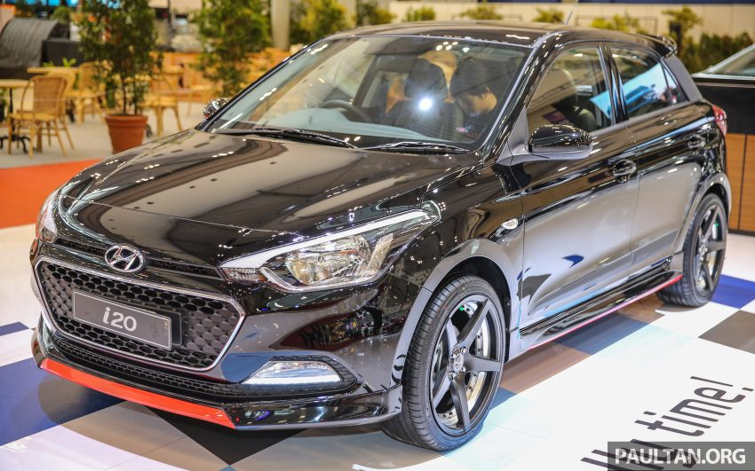 GIIAS 2016: Hyundai i20 hatch launched in Indonesia Image #534376