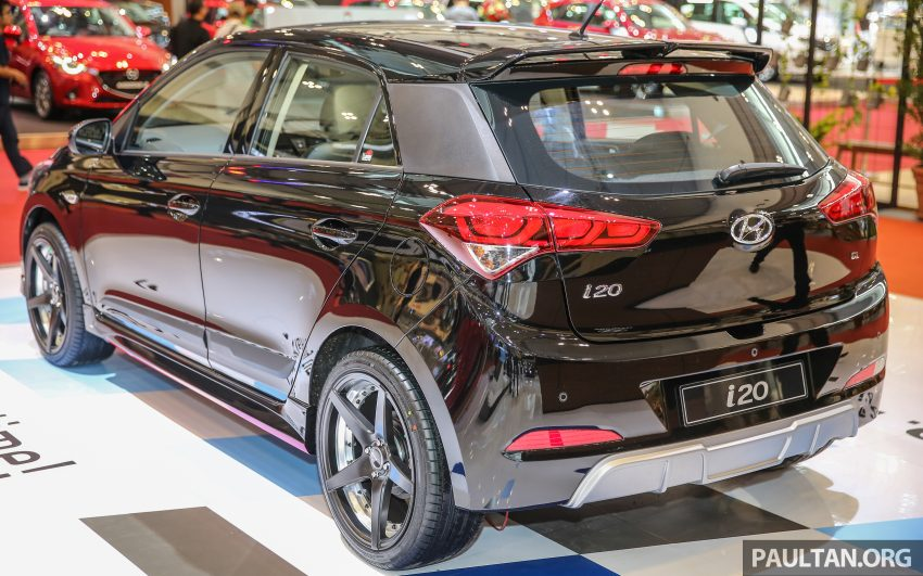 GIIAS 2016: Hyundai i20 hatch launched in Indonesia Image #534377