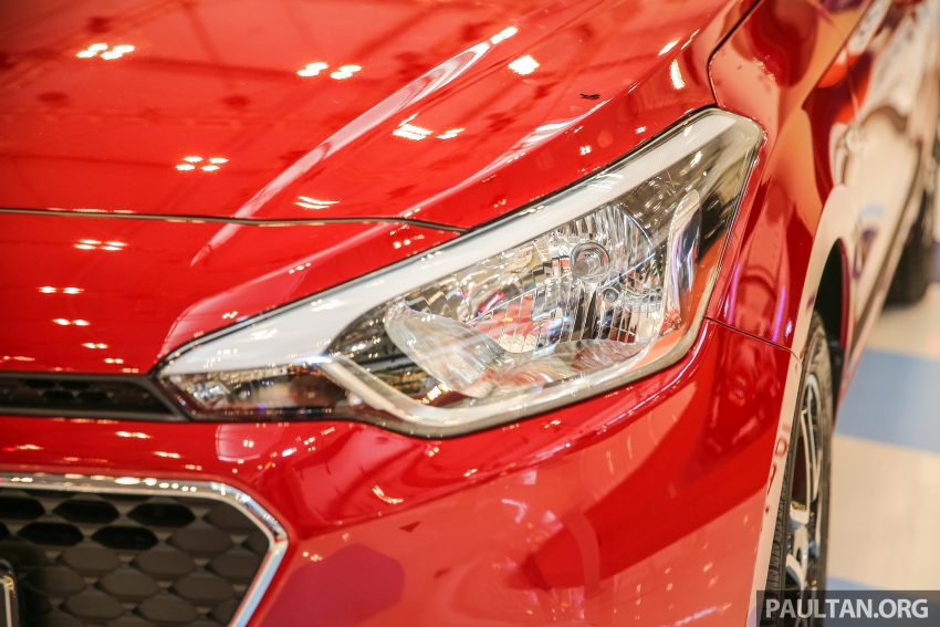 GIIAS 2016: Hyundai i20 hatch launched in Indonesia Image #534350