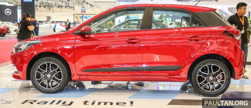 GIIAS 2016: Hyundai i20 hatch launched in Indonesia Image #534353