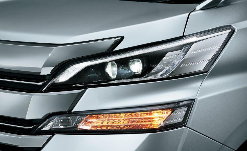Toyota Alphard dan Vellfire 2016 dilancarkan di M'sia – RM420k-RM520k untuk Alphard, RM355k bagi Vellfire Image #529891