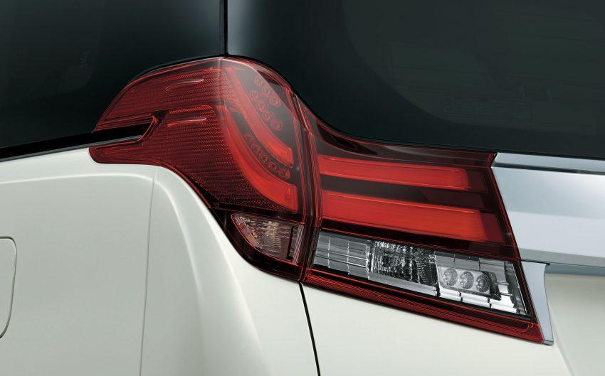 Toyota Alphard dan Vellfire 2016 dilancarkan di M'sia – RM420k-RM520k untuk Alphard, RM355k bagi Vellfire Image #529820