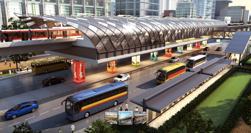 RM9 bil LRT3 project launched – 37 km from Bandar Utama to Klang, 26 stations, completion in 2020 Image #540085
