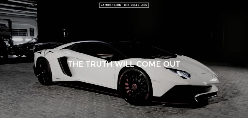 Pengumpul supercar dakwa Lamborghini sebagai penipu kerana menjual sebuah lagi model edisi terhad Aventador SV selain miliknya di Afrika Selatan Image #533163