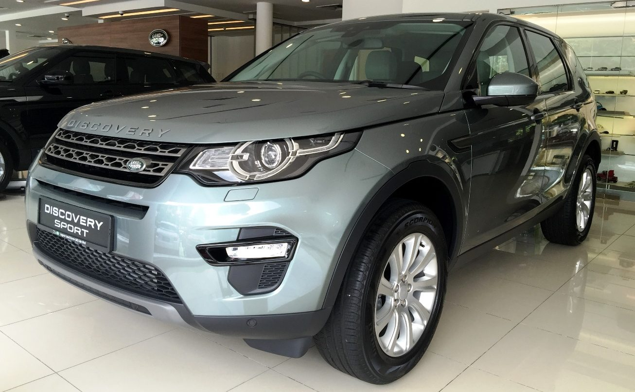 land rover discovery sport 2 2l sd4 pricing revealed rm450k rm30k more than petrol powered. Black Bedroom Furniture Sets. Home Design Ideas