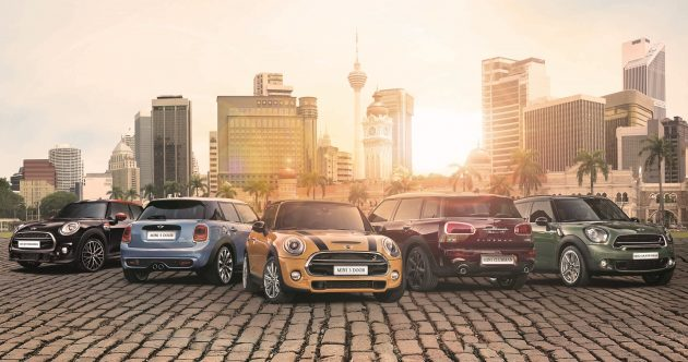 MINI Malaysia to Ignite the MINI in You