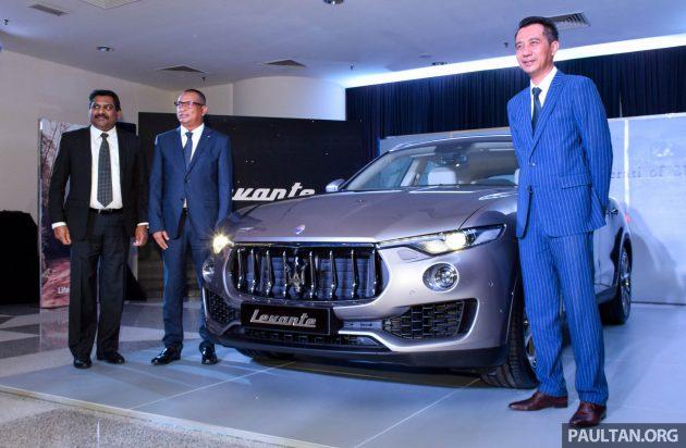Maserati Levante preview 1