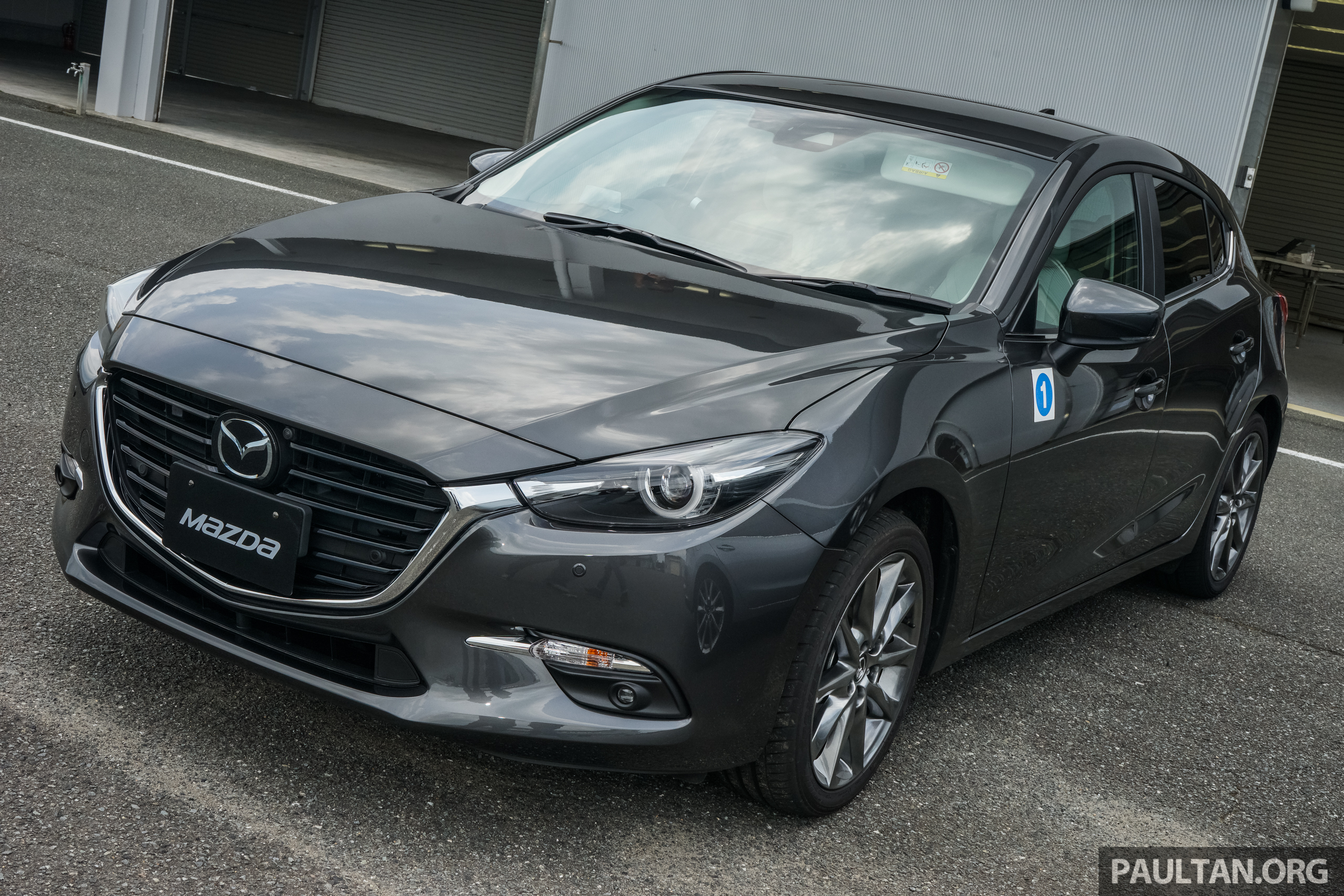 DRIVEN: 2017 Mazda 3 facelift – first impressions of the ...
