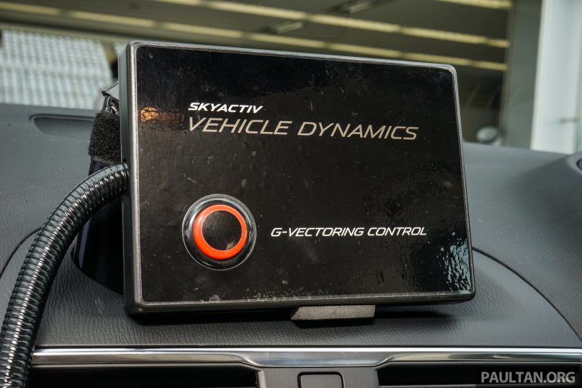 DRIVEN: 2017 Mazda 3 facelift – first impressions of the new G-Vectoring Control system Image #531063