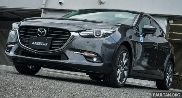 Mazda 3 Facelift 3