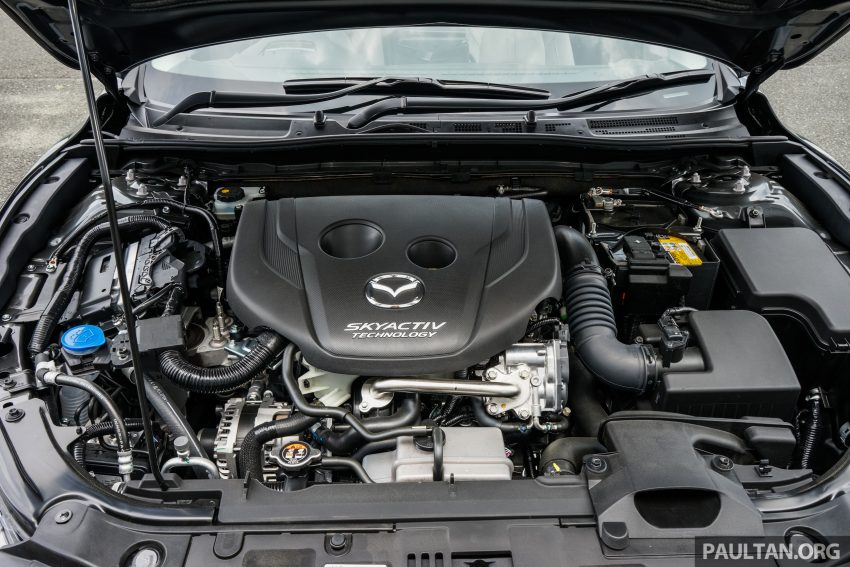 DRIVEN: 2017 Mazda 3 facelift – first impressions of the new G-Vectoring Control system Image #531080