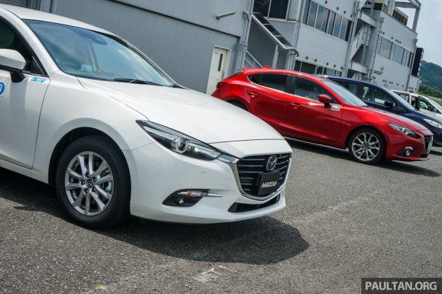Mazda 3 Facelift 9