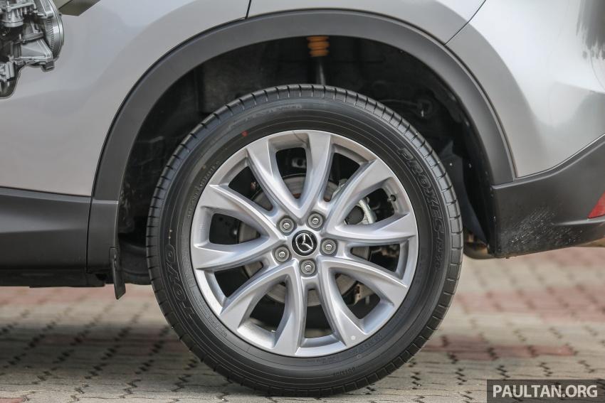 PANDU UJI: Mazda CX-5 2.2L SkyActiv-D – paradigma baharu teknologi diesel untuk kenderaan penumpang Image #537030