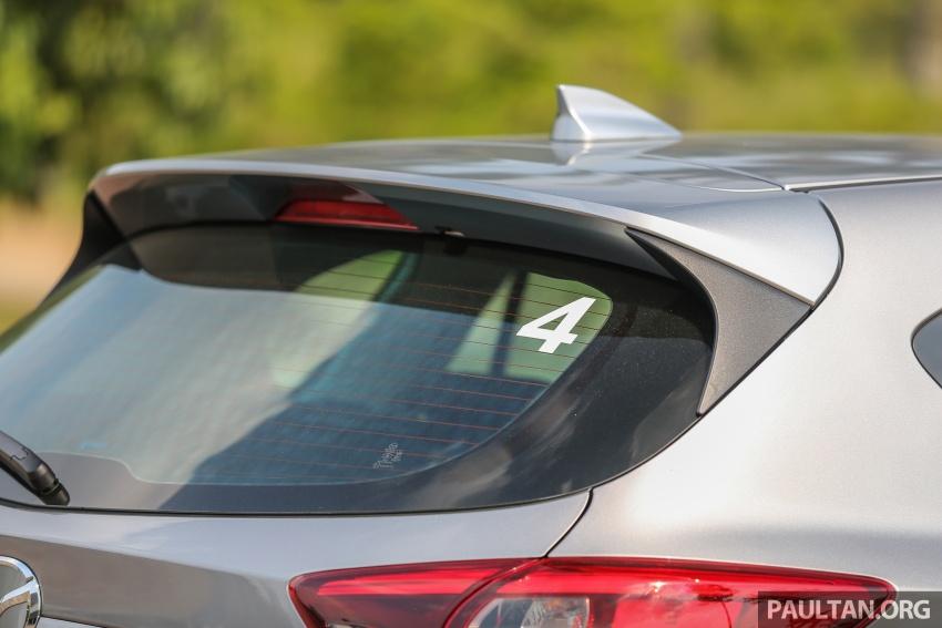 PANDU UJI: Mazda CX-5 2.2L SkyActiv-D – paradigma baharu teknologi diesel untuk kenderaan penumpang Image #537012