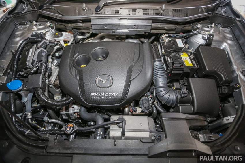 PANDU UJI: Mazda CX-5 2.2L SkyActiv-D – paradigma baharu teknologi diesel untuk kenderaan penumpang Image #537008