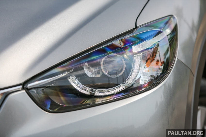 PANDU UJI: Mazda CX-5 2.2L SkyActiv-D – paradigma baharu teknologi diesel untuk kenderaan penumpang Image #536997