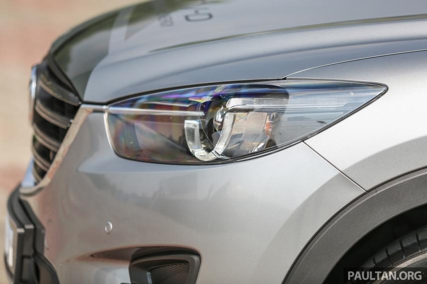 PANDU UJI: Mazda CX-5 2.2L SkyActiv-D – paradigma baharu teknologi diesel untuk kenderaan penumpang Image #536995