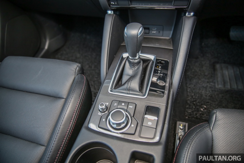 PANDU UJI: Mazda CX-5 2.2L SkyActiv-D – paradigma baharu teknologi diesel untuk kenderaan penumpang Image #536990
