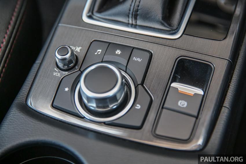 PANDU UJI: Mazda CX-5 2.2L SkyActiv-D – paradigma baharu teknologi diesel untuk kenderaan penumpang Image #536986
