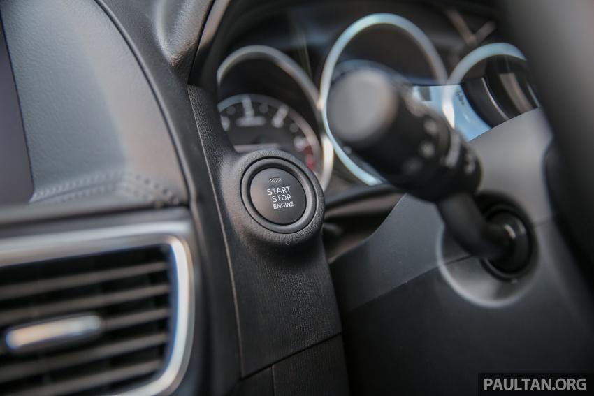 PANDU UJI: Mazda CX-5 2.2L SkyActiv-D – paradigma baharu teknologi diesel untuk kenderaan penumpang Image #536980