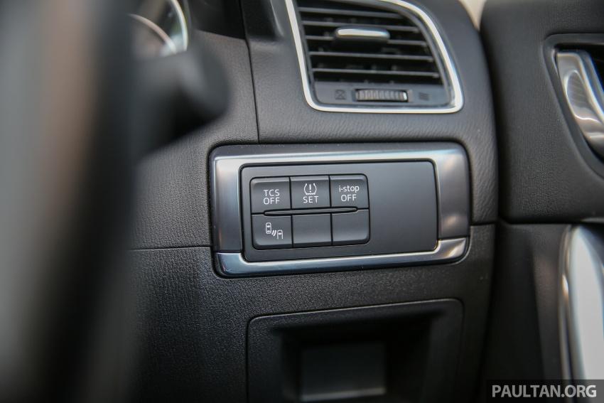 PANDU UJI: Mazda CX-5 2.2L SkyActiv-D – paradigma baharu teknologi diesel untuk kenderaan penumpang Image #536978