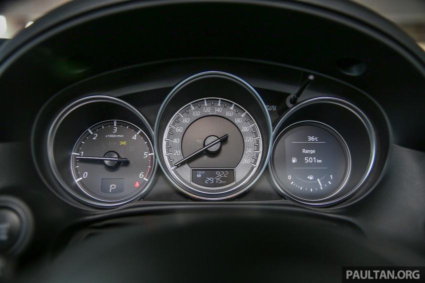 PANDU UJI: Mazda CX-5 2.2L SkyActiv-D – paradigma baharu teknologi diesel untuk kenderaan penumpang Image #536972