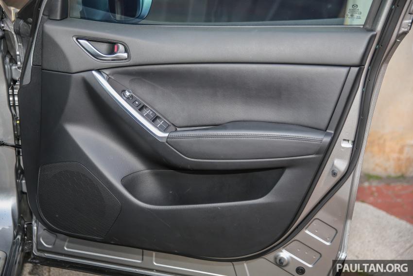 PANDU UJI: Mazda CX-5 2.2L SkyActiv-D – paradigma baharu teknologi diesel untuk kenderaan penumpang Image #536970