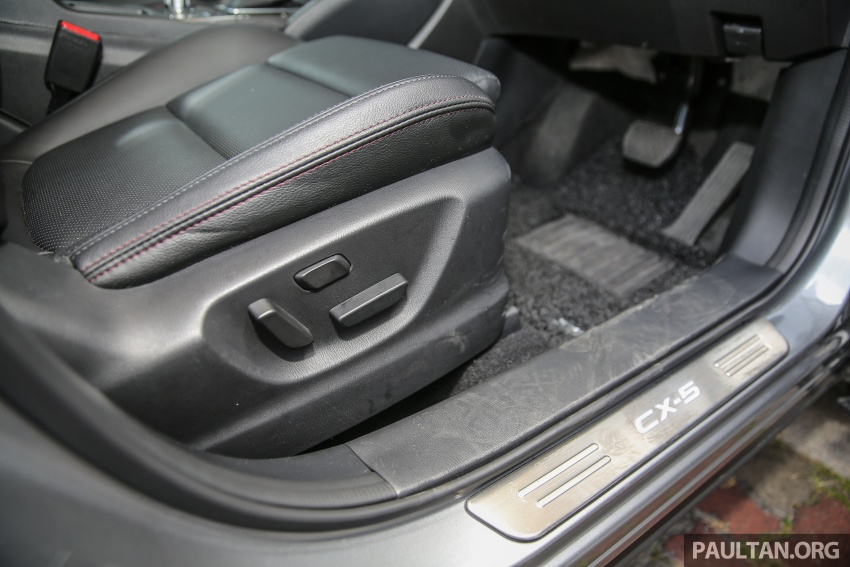 PANDU UJI: Mazda CX-5 2.2L SkyActiv-D – paradigma baharu teknologi diesel untuk kenderaan penumpang Image #536966