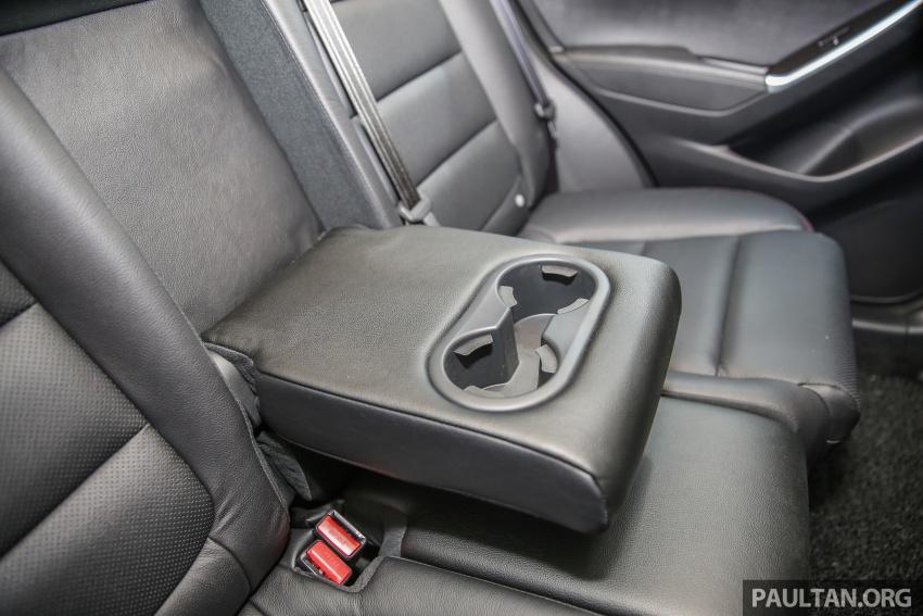 PANDU UJI: Mazda CX-5 2.2L SkyActiv-D – paradigma baharu teknologi diesel untuk kenderaan penumpang Image #536963