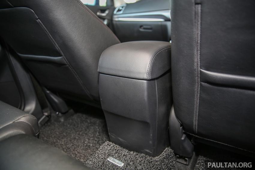PANDU UJI: Mazda CX-5 2.2L SkyActiv-D – paradigma baharu teknologi diesel untuk kenderaan penumpang Image #536961