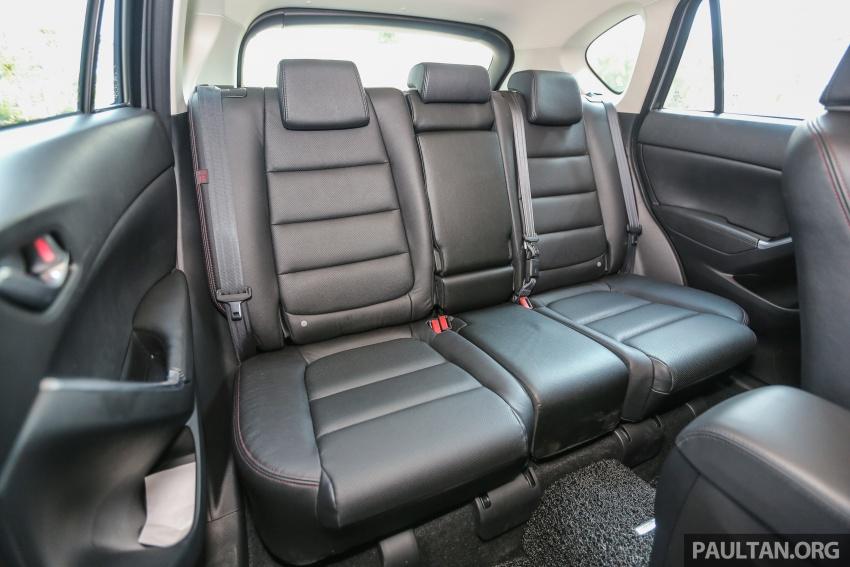 PANDU UJI: Mazda CX-5 2.2L SkyActiv-D – paradigma baharu teknologi diesel untuk kenderaan penumpang Image #536943