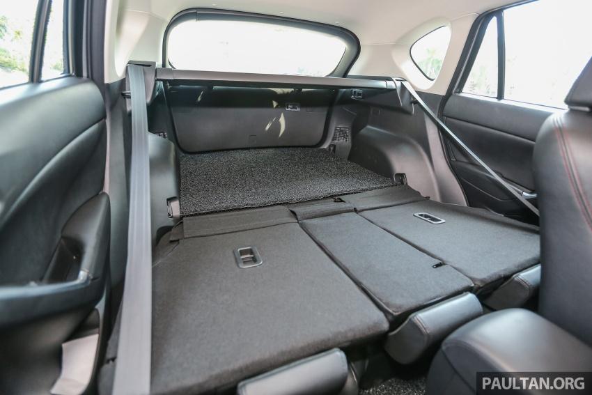PANDU UJI: Mazda CX-5 2.2L SkyActiv-D – paradigma baharu teknologi diesel untuk kenderaan penumpang Image #536940