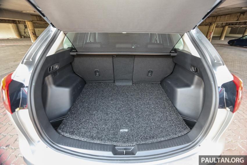 PANDU UJI: Mazda CX-5 2.2L SkyActiv-D – paradigma baharu teknologi diesel untuk kenderaan penumpang Image #536935