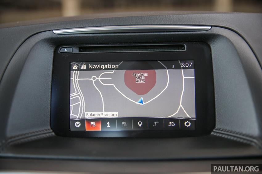 PANDU UJI: Mazda CX-5 2.2L SkyActiv-D – paradigma baharu teknologi diesel untuk kenderaan penumpang Image #536925