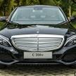 Mercedes-Benz C 350 e 4