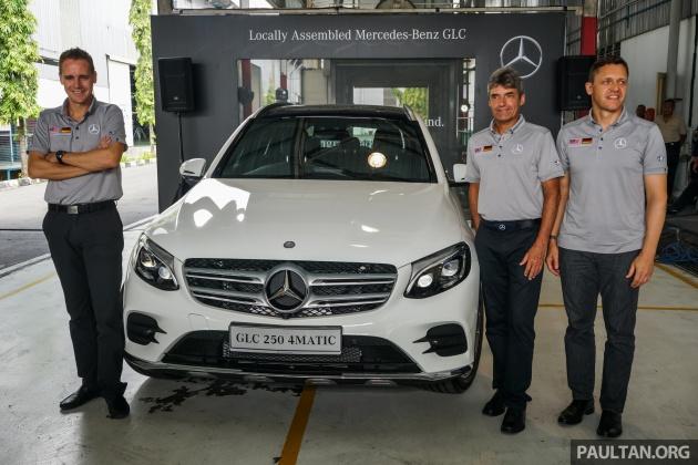 Mercedes-Benz GLC 250 4Matic AMG Line 1