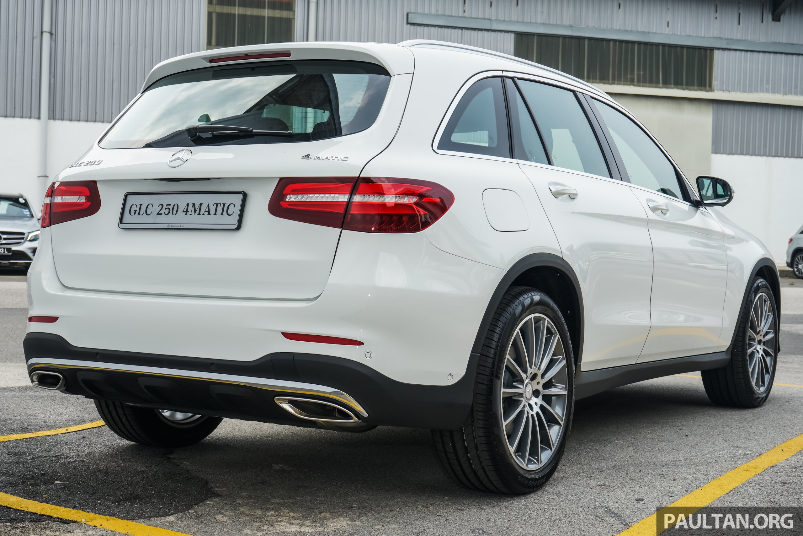 Mercedes Benz Glc 250 Skd Launched Amg Rm326k Image 539023