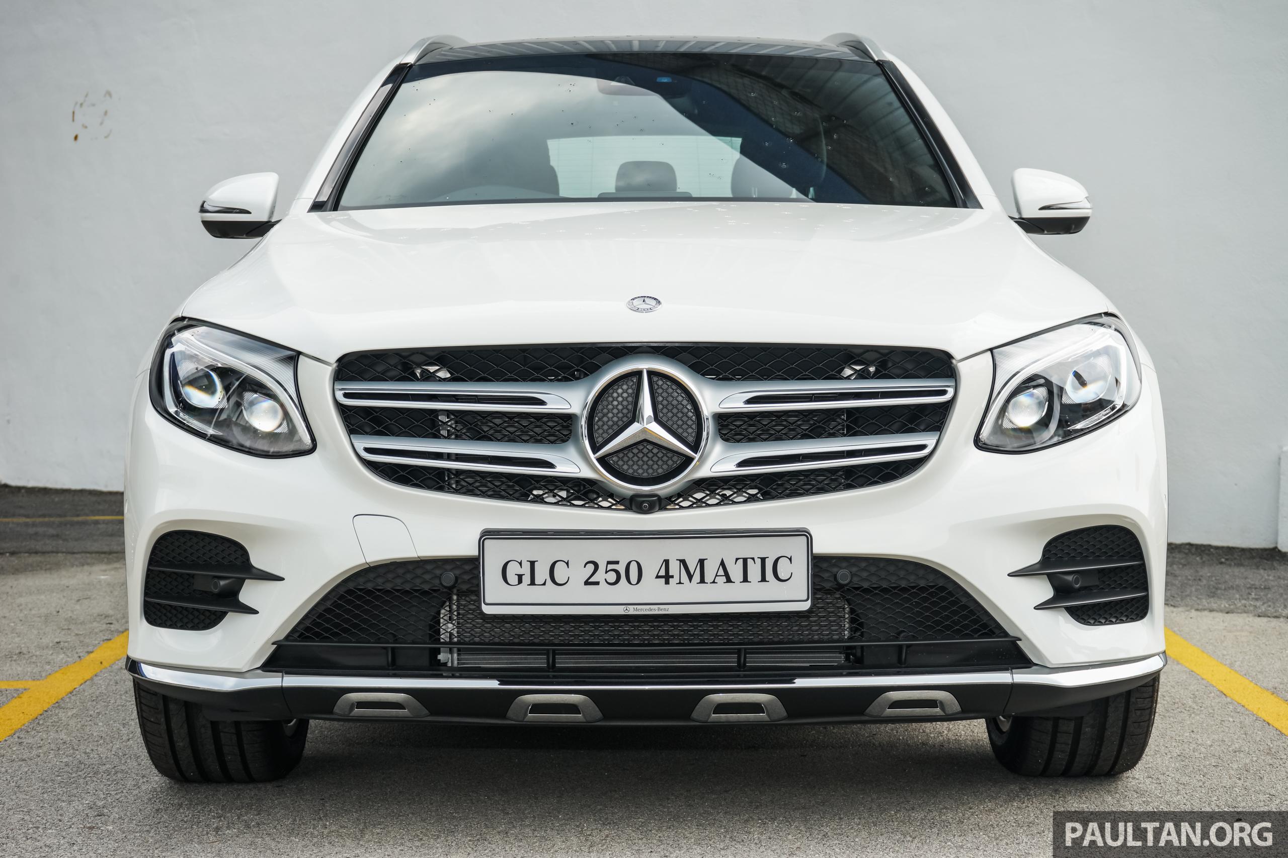 Mercedes benz glc 250 skd dilancar amg rm326k image 539310 for Mercedes benz glc 250