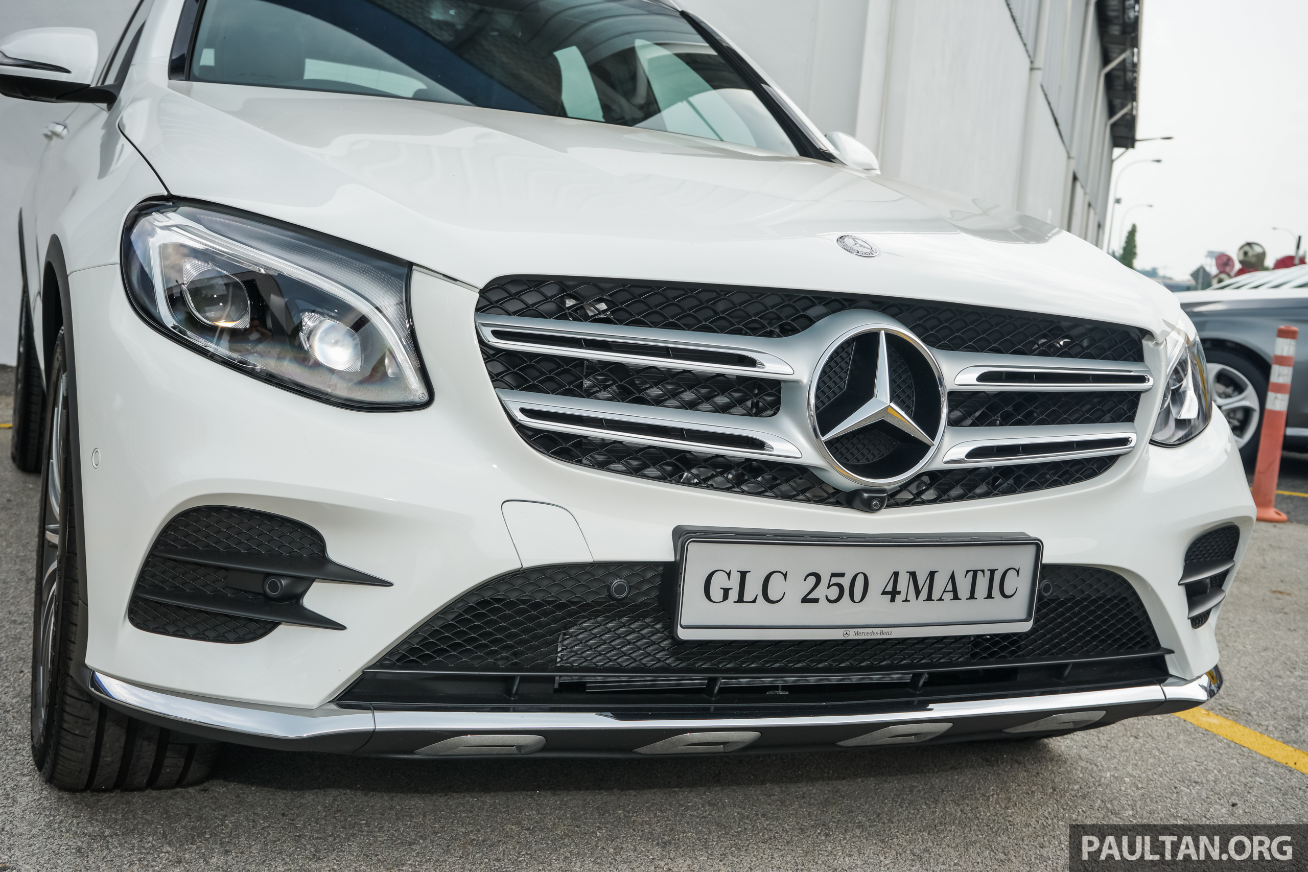Mercedes Benz Glc 250 Skd Launched Amg Rm326k Image 539028